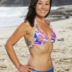 Nina Poersch on Survivor 2015