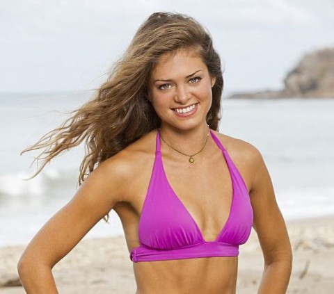 Hali Ford on Survivor 2015