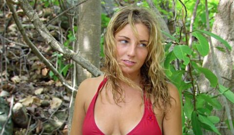 Jenn Brown on Survivor 2015