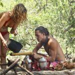 Jenn Brown & Joe Anglim on Survivor