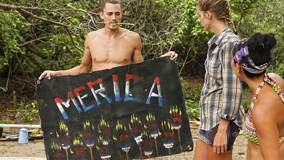 Survivor 2015 Episode 07 - 'Merica The Merged