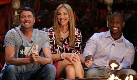 Survivor 2015 Final Three on Worlds Apart