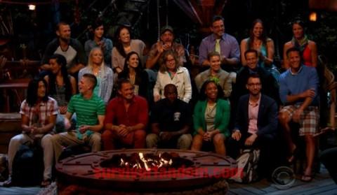 Survivor Second Chance cast together for first time
