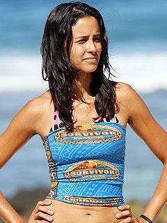 Monica Padilla Survivor 2015