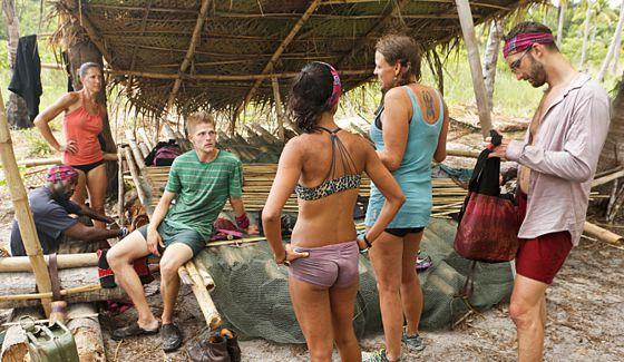 Bayon tribe on Survivor 2015