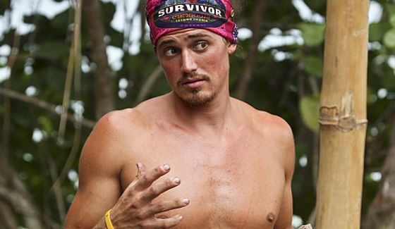 Joe Anglim on Survivor 2015 episode 6