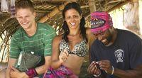 Bayon tribe castaways on Survivor 2015