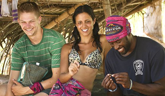Bayon tribe castaways on Survivor 2015