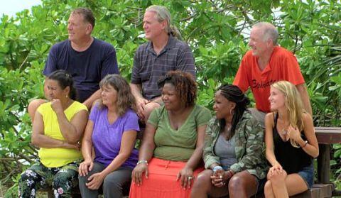 Survivor 'Loved Ones' await the Reward Challenge