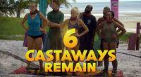 Six castaways remain on Survivor 2015 Second Chance