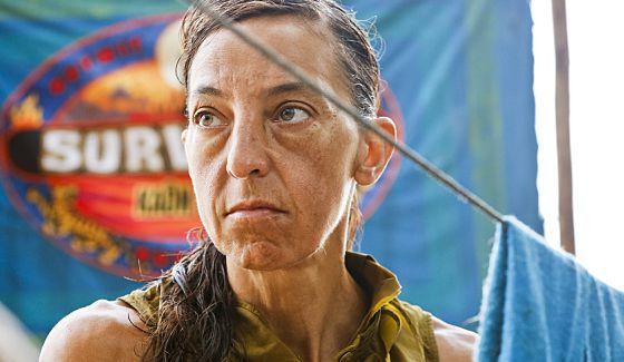 Debbie Wanner on Survivor 2016 Kaoh Rong