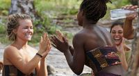 Julia & Cydney enjoy camp life on Survivor Kaoh Rong