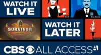 Survivor episodes on CBS All Access