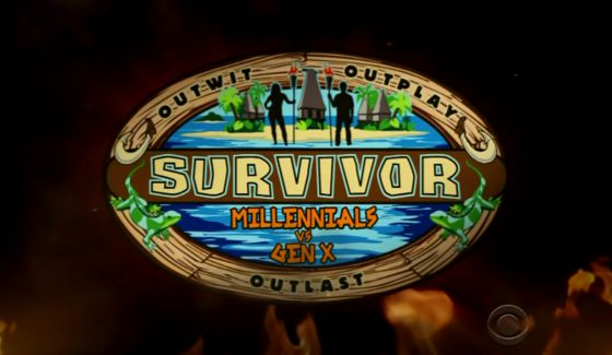 Survivor 2016: Millennials Vs Gen X