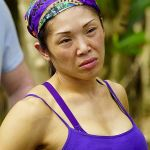 Lucy Huang on SURVIVOR