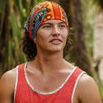 Justin Starrett on SURVIVOR