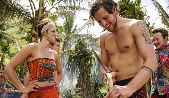 Figgy & Taylor on Survivor 2016