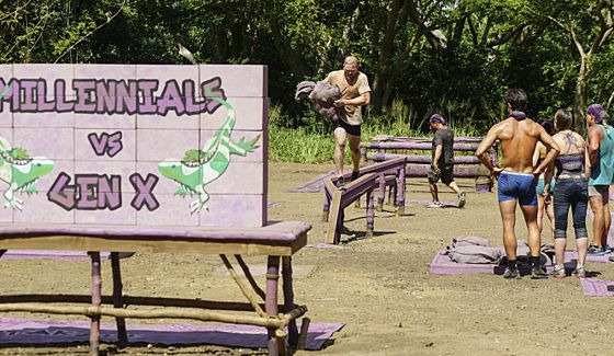 Immunity Challenge Week 3 of Survivor 2016 Season 33