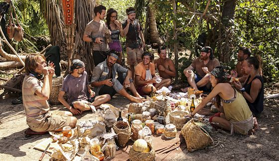 Survivor 2016 Season 33's Tribe Merge