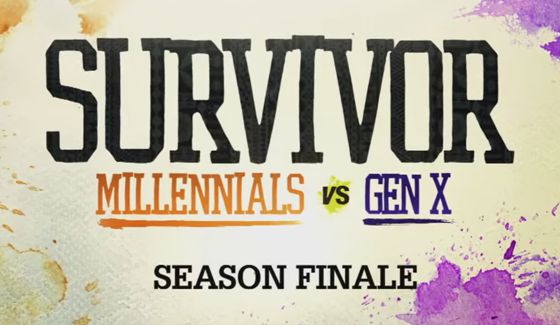 Survivor 2016 Finale: Millennials Vs Gen-X