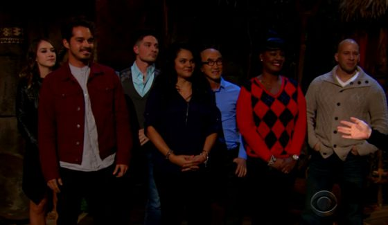 Survivor 2017 castaways at S33 finale