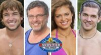 Survivor 2017 castaways - group 04
