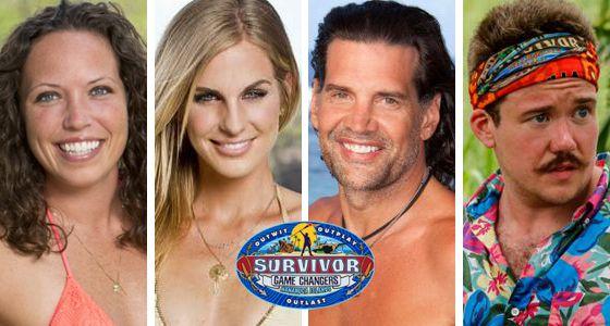 Survivor 2017 castaways - group 05