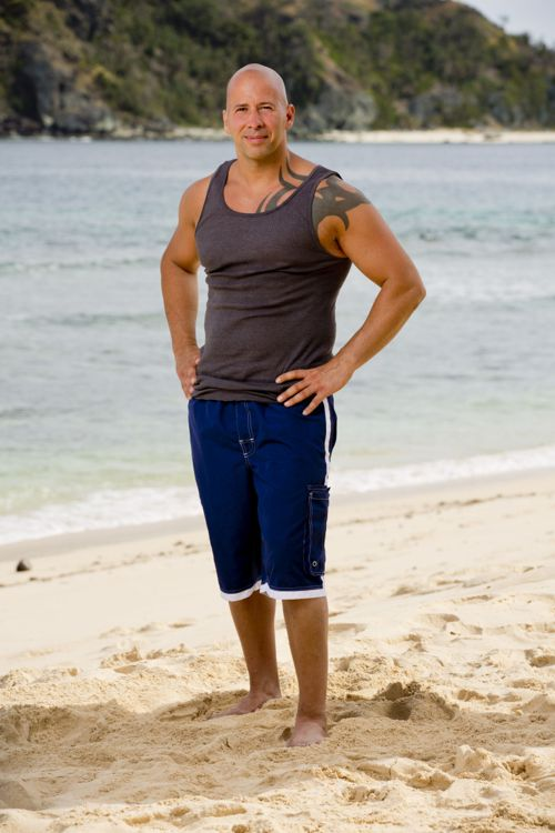 Tony Vlachos – Survivor 2017