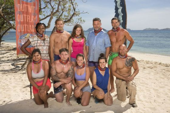 Mana tribe on Survivor 2017