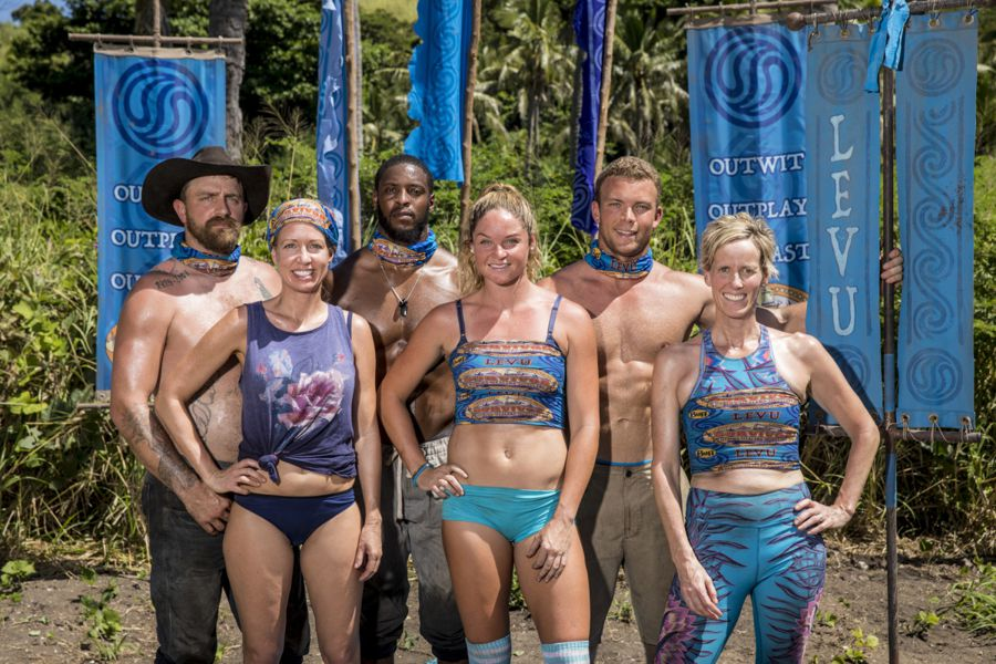 Survivor 2017 cast: Levu Tribe