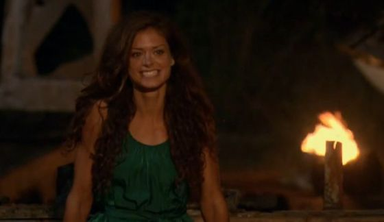 Survivor 2017 Jury member Hali Ford