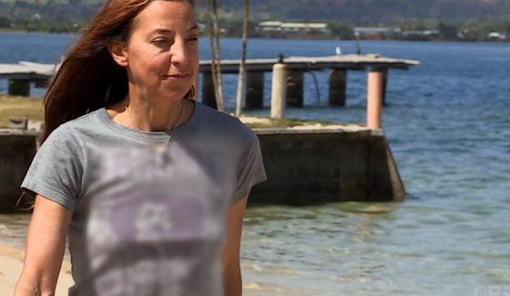 Debbie Wanner at Survivor Ponderosa for Game Changers
