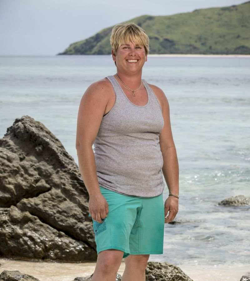 Lauren Rimmer – Survivor 2017
