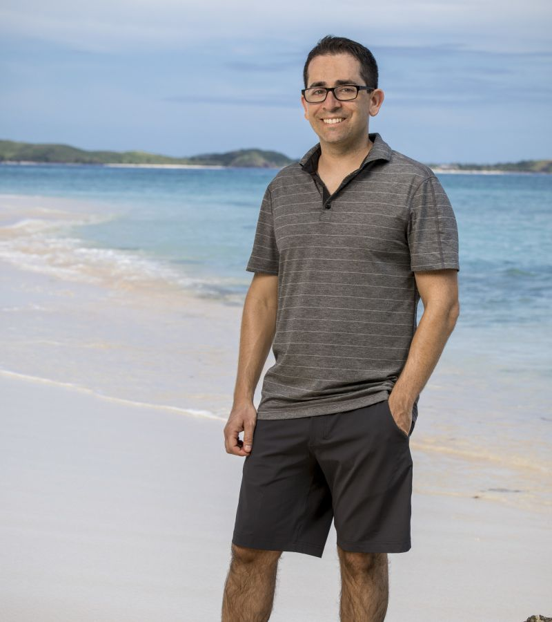 Mike Zahalsky – Survivor 2017
