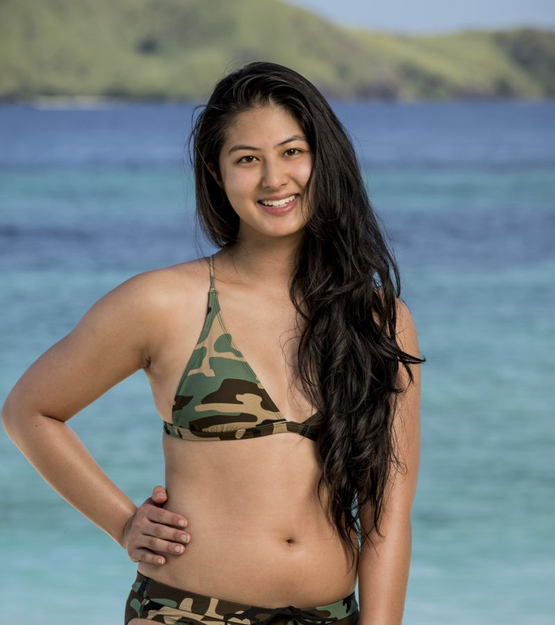 Simone Nguyen – Survivor 2017