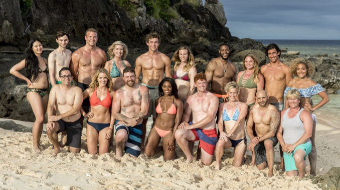 Survivor 2017 S35 cast