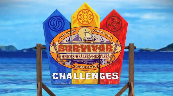 Challenges 'Behind The Scenes' on Survivor 2017