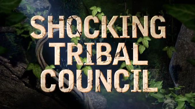 Survivor 2017 Shocking Tribal Council in Week 4