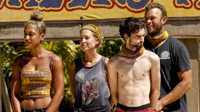 Survivor 2017 Episode 6 - Soko Tribe