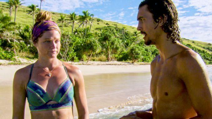 Ashley and Devon on Survivor 2017