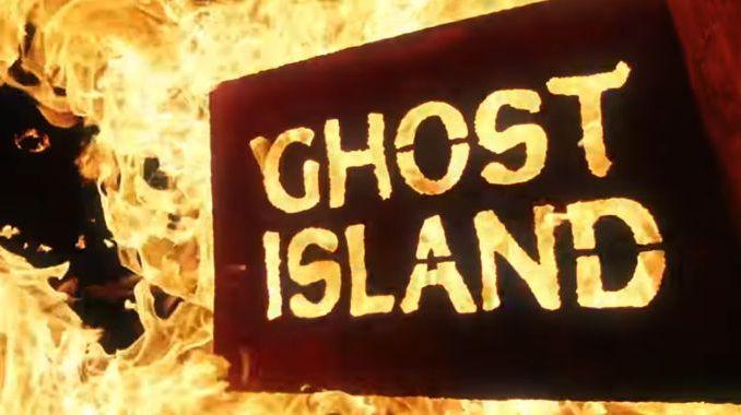 Survivor Ghost Island on CBS