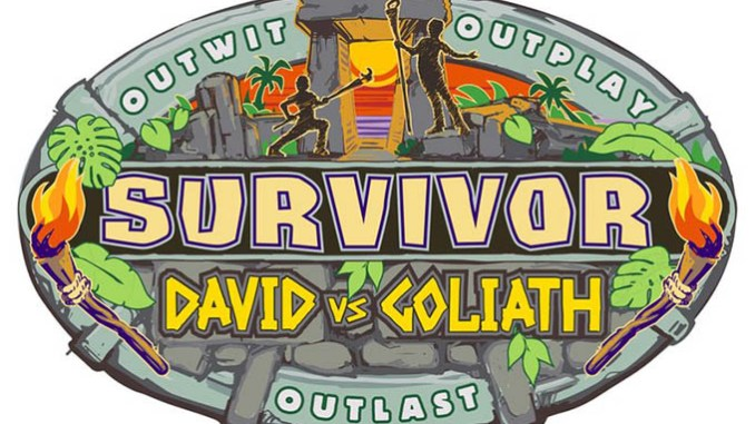 Survivor 2018 Season 37 - David Vs Goliath