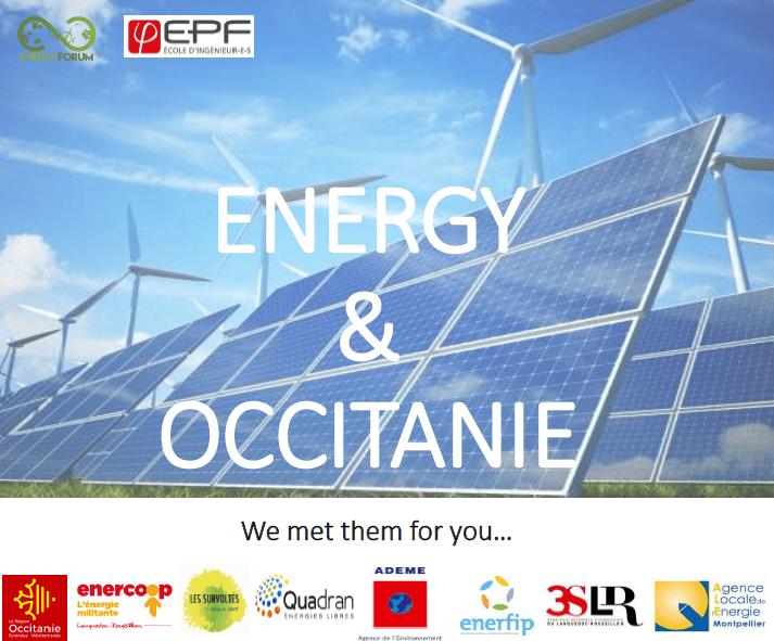 L'Occitanie et l'énergie
