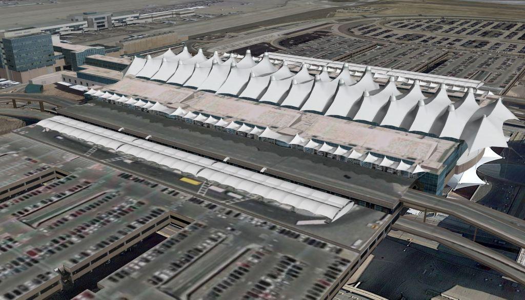 Denver International Airport Canopy Survey | SurvWest LLC