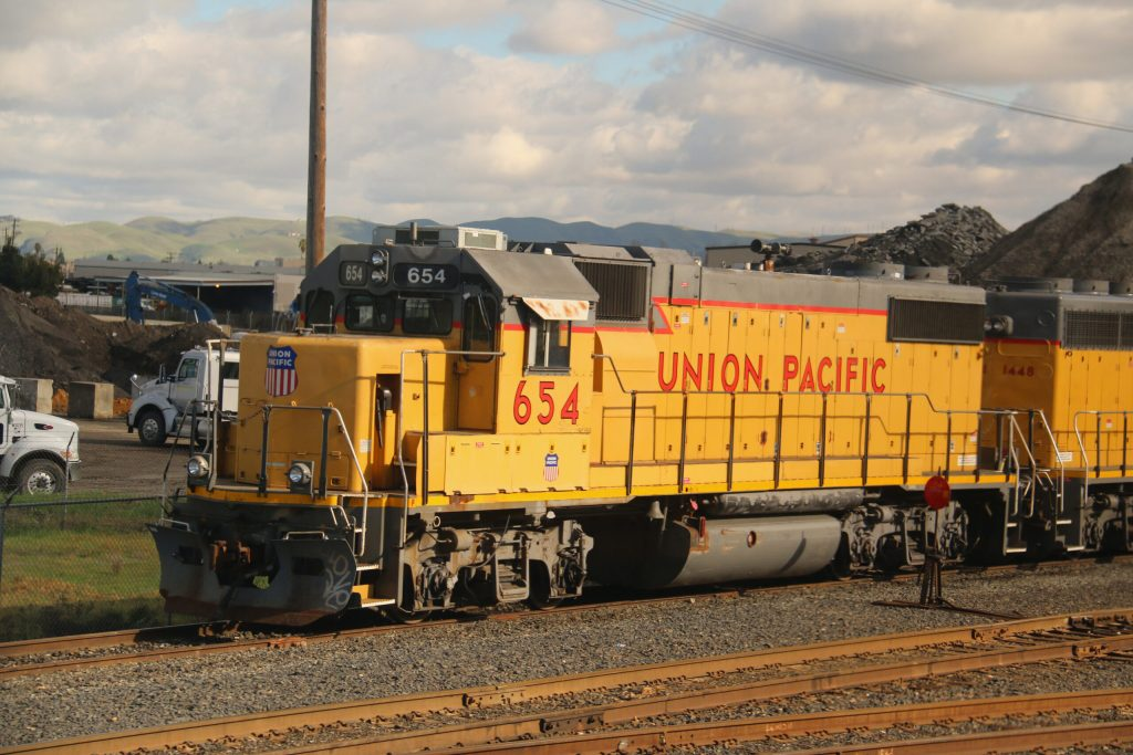 Union Pacific Railroad Recognizes SurvWest