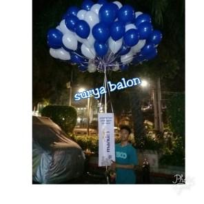 balon gas pelepasan - surya balon
