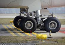 Ilustrasi ban pesawat (Alt assets)