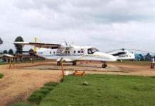 Pesawat jenis Dornier 228-200. Pesawat seperti ini yang jatuh di Kongo dan menewaskan sedikitnya 24 orang. (Sumber: euronews)