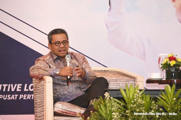 Wakil Menteri Keuangan (Wamenkeu) Suahasil Nazara (Kemenkeu)