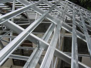 spesifikasi baja ringan untuk atap rangka surya pamenang teknik